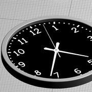 clock 11 3d model