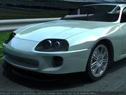 トヨタスープラ 3d model
