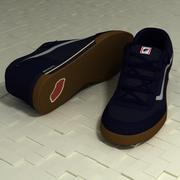 scarpe 3d model