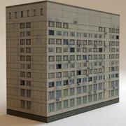 low-impact building2 3d model