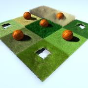 Grass Presets 3d model