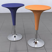 Bombo table 3d model