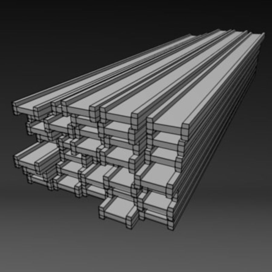 traverse.3ds royalty-free 3d model - Preview no. 3