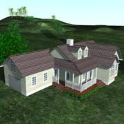 House_01.zip 3d model