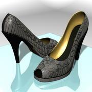 Shoe_02.zip 3d model