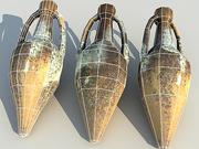 Amphora 01 3d model