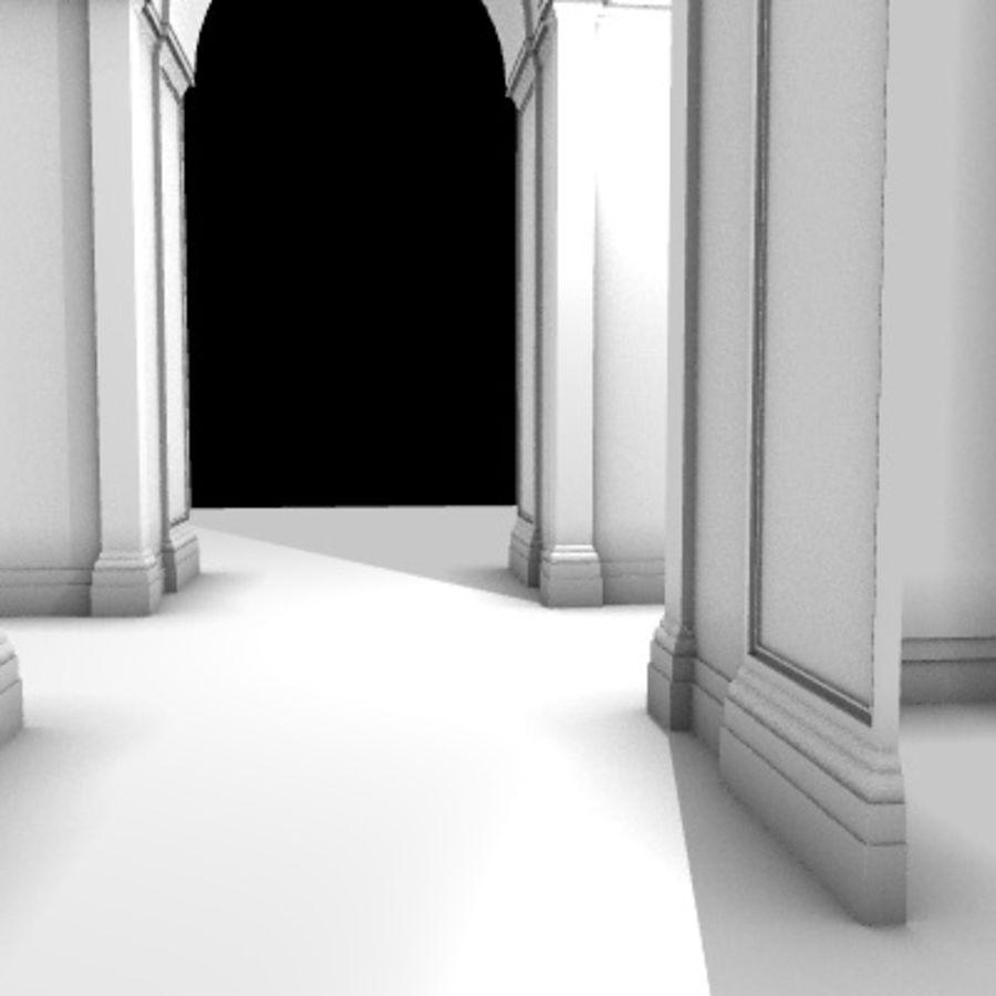 Iglesia.el3 royalty-free modelo 3d - Preview no. 55