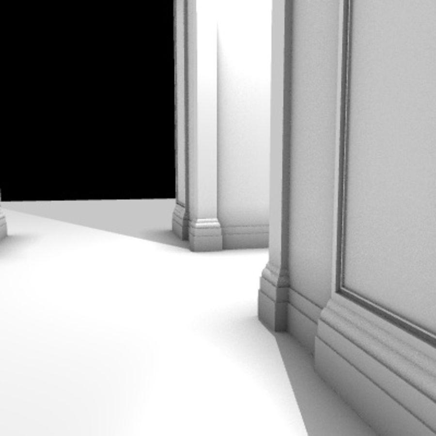 Iglesia.el3 royalty-free modelo 3d - Preview no. 57
