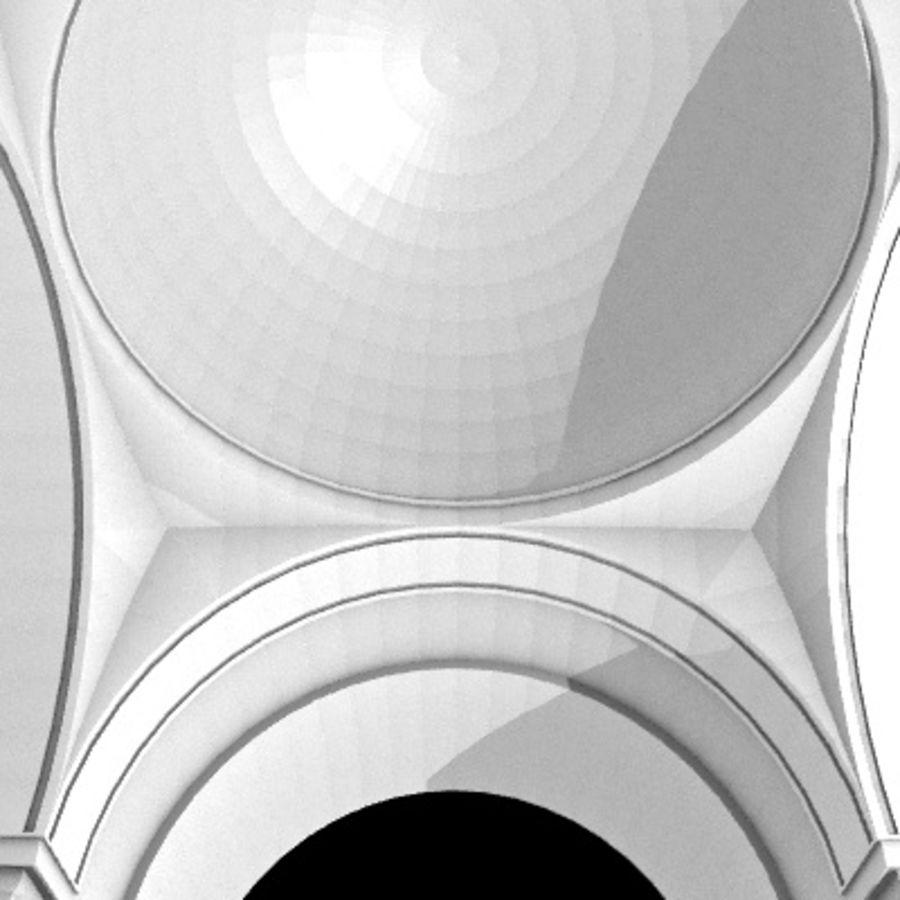 Iglesia.el3 royalty-free modelo 3d - Preview no. 56