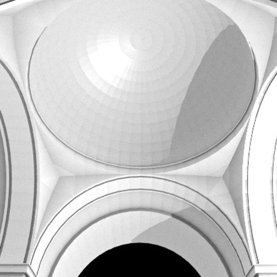 Iglesia.el3 royalty-free modelo 3d - Preview no. 51