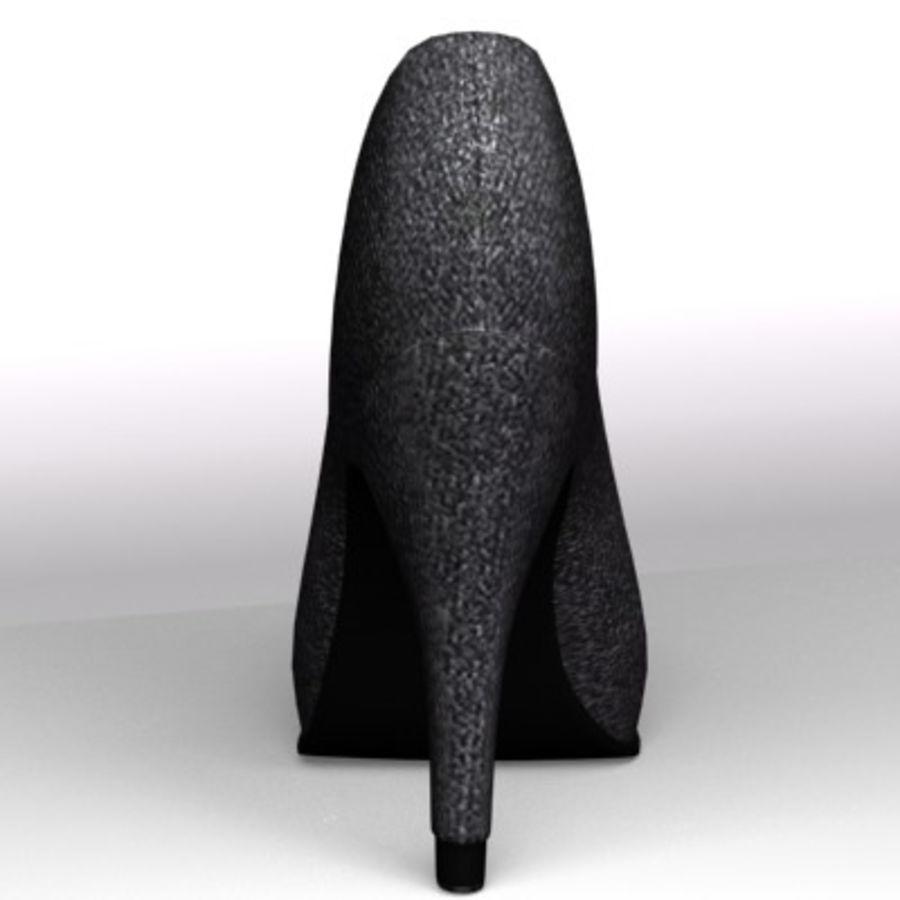Shoe_05.zip royalty-free 3d model - Preview no. 6