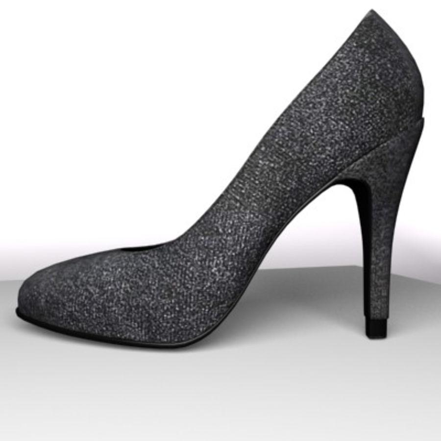 Shoe_05.zip royalty-free 3d model - Preview no. 3