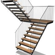 楼梯 3d model