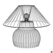 Lamp table107.ZIP 3d model