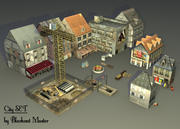 City of Chaos 3d model