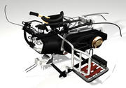 Engine for buggy/atv (mc or other vehicles) 3d model