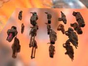 Sci Fi weapons 3d model