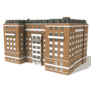apartments 07 3d model