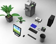 office_objects.rar 3d model