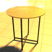 Mesa final modelo 3d