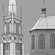 Riddarholmskyrkan Church 3d model