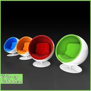 Eero Aarnio Ball Chair 3d model