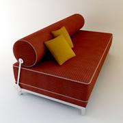 Twilight Sleep Sofa 3d model