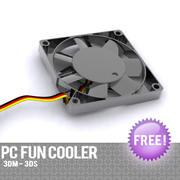 AGP Fun cooler 3d model