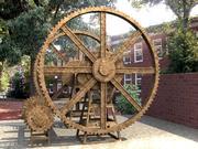 Wheel of Destiny 3d model