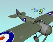 Bristol Bullet.dwg 3d model