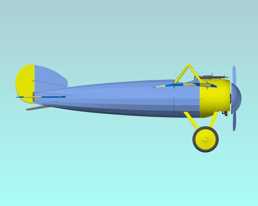 Bristol Bullet.dwg royalty-free 3d model - Preview no. 6