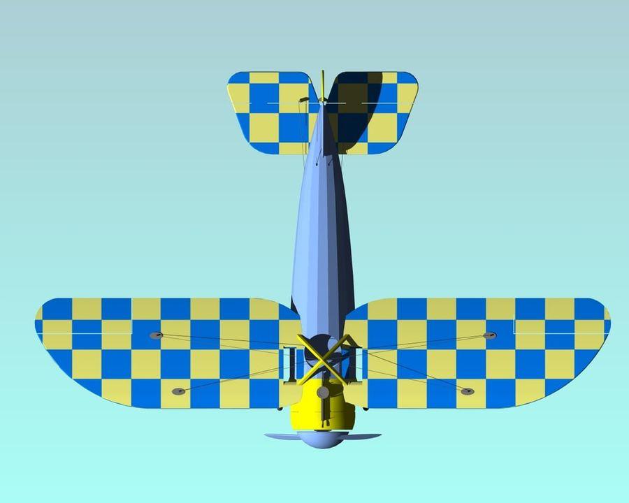 Bristol Bullet.dwg royalty-free 3d model - Preview no. 5