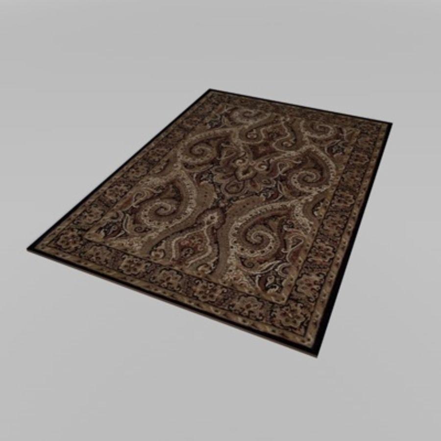 地毯/地毯 royalty-free 3d model - Preview no. 1