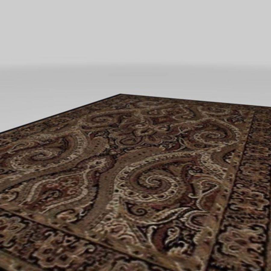 地毯/地毯 royalty-free 3d model - Preview no. 2