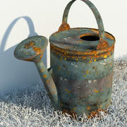 Watering-Can 1 3d model