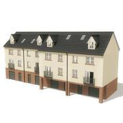 apartments 12 3d model