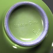 Green_Bowl 3d model