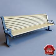 Bench V3 3d model