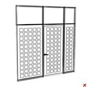 Door office011.ZIP 3d model