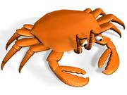 Cartoon Crab.zip 3d model