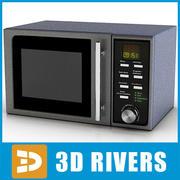 Печь от 3DRivers 3d model