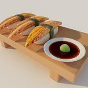 Sushi_003.zip 3d model