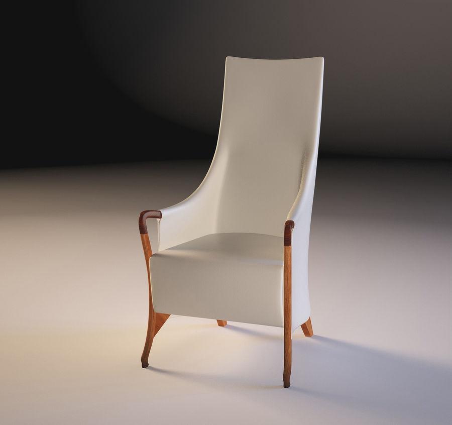 Progetti wing chair 3d model 19 max obj fbx 3ds for Progetti in 3d gratis