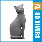 Cat di 3DRivers 3d model