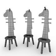Childrens racks by 3DRivers 3d model