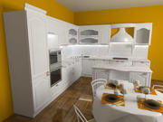 OLD FASION KITCHEN.ZIP 3d model