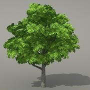 Tree s4 3ds 3d model
