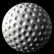 golf.c4d 3d model