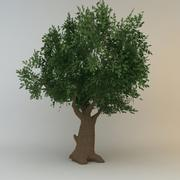 tree 06 low poly 3d model