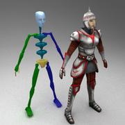 Woman_warrior2.max 3d model